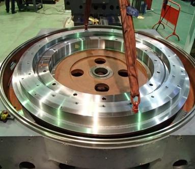 hydrostatic rotary table design