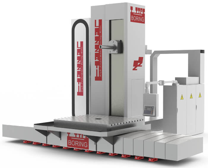 Lazzati boring machine
