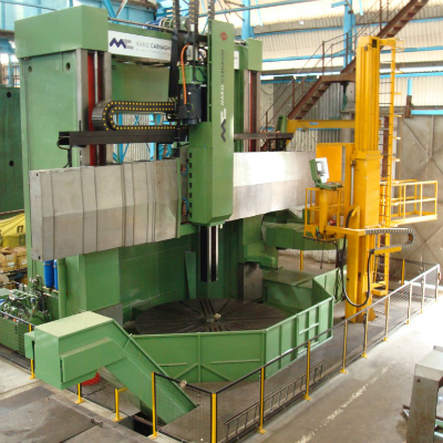vertical boring mill